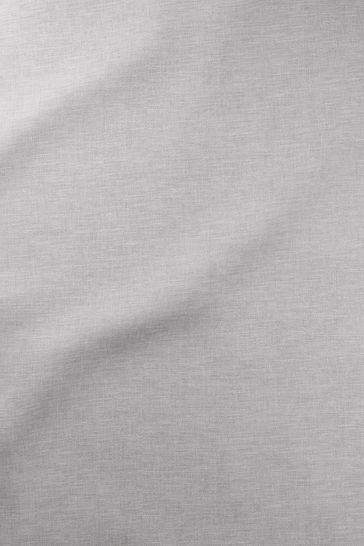 Soho Fog Grey Made To Measure Roman Blind