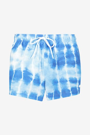 BOSS Blue Sunfish Swim Shorts