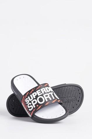 Superdry Swimsport Moulded Sliders