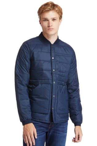 Timberland® Mount Redington Quilted Bomber Jacket