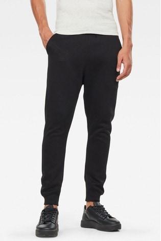 G-Star Black Premium Core Type C Sweat Pants