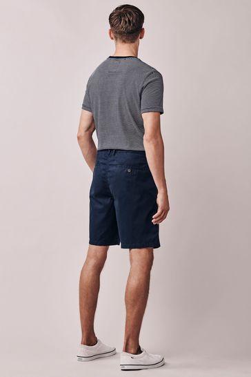 Crew Clothing Blue Bermuda Shorts