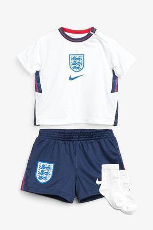 Nike Home England Infant Kit