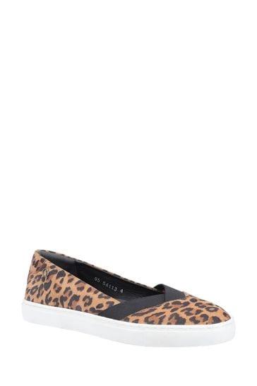 Hush Puppies Leopard Tiffany Slip-On Shoes