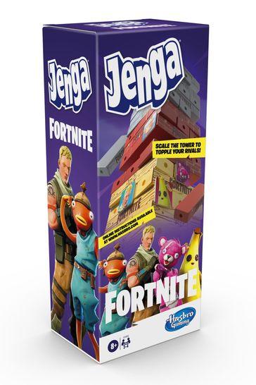 Jenga: Fortnite Edition Game