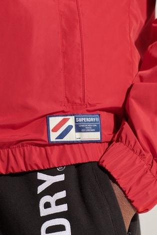 Superdry Track Cagoule Jacket