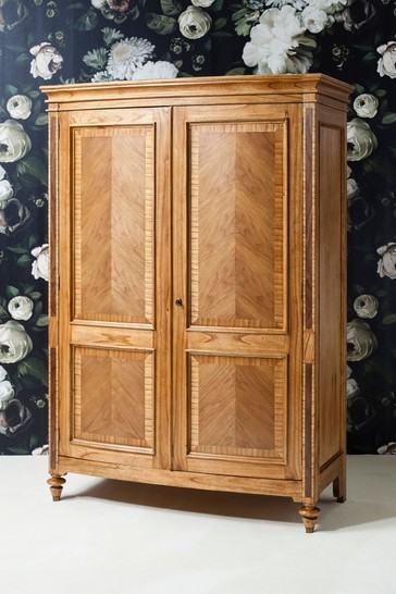 Spire 2 Door Wardrobe By Hudson Living