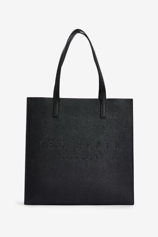 Ted Baker Black Large Icon Bag