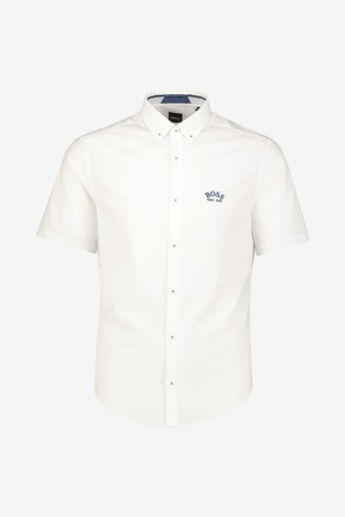 BOSS White BIADIA_R Shirt