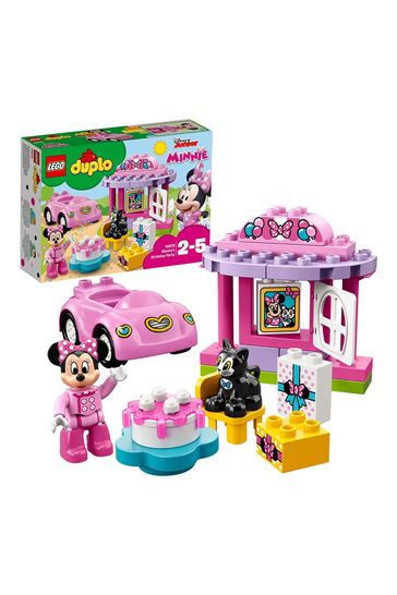 LEGO 10873 DUPLO Disney Minnie's Birthday Party Set