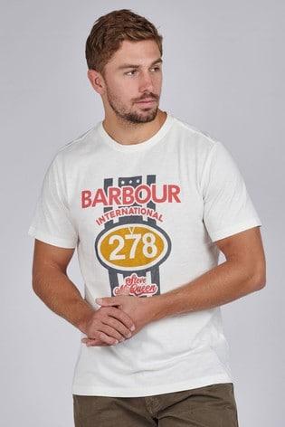 Barbour® International Steve McQueen Chase T-Shirt