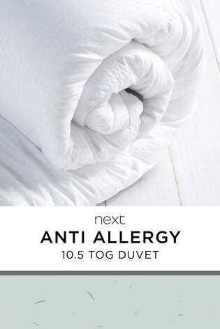 Anti-Allergy 10.5 Tog And Anti Bacterial Duvet