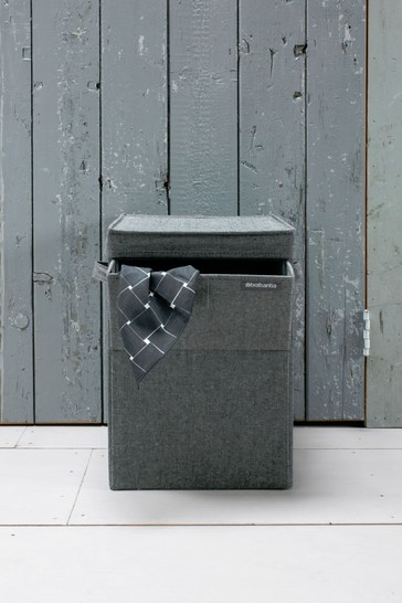 Stackable 35 Litre Laundry Storage Basket by Brabantia