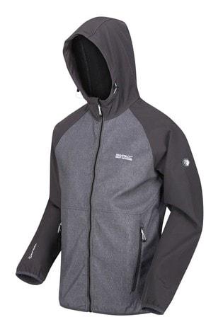 Regatta Grey Arec Ii Softshell Jacket