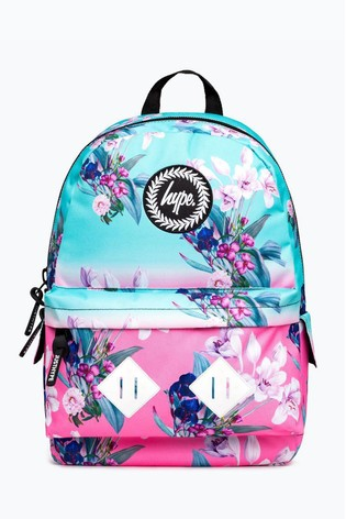 Hype. Floral Fade Explorer Backpack
