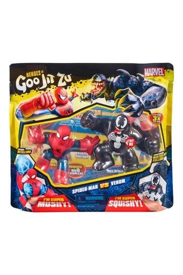 Heroes of Goo Jit Zu Marvel® Versus Pack: Spider-Man™ Vs Venom