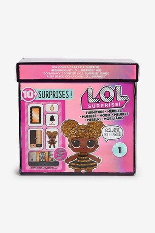 L.O.L. Surprise! Furniture Pack Closet With Queen Bee 564119