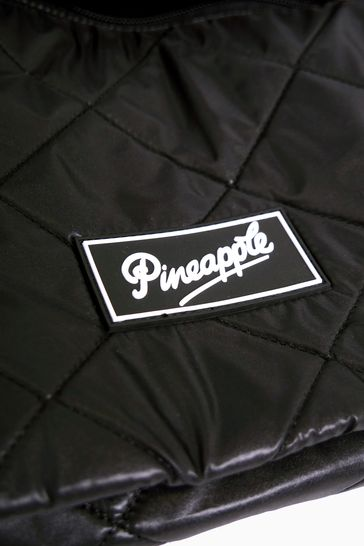 Pineapple Quilted Backpack