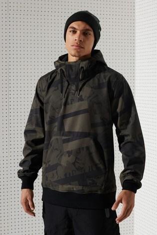 Superdry Sport Snow Tech Hoodie Jacket