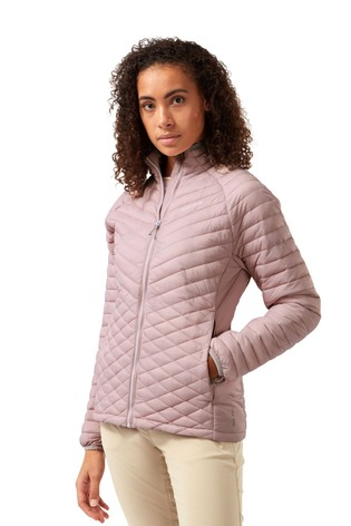 Craghoppers Pink ExpoLite Jacket