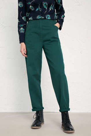 Seasalt Millcombe Trousers Thicket