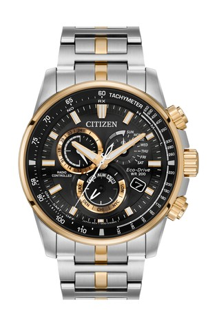 Citizen Eco Drive® Perpetual Chrono A.T Watch