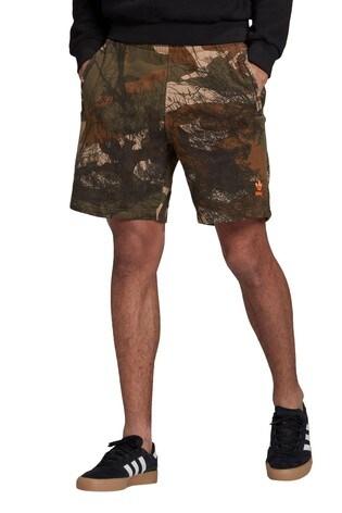 adidas Originals Camo Printed Shorts
