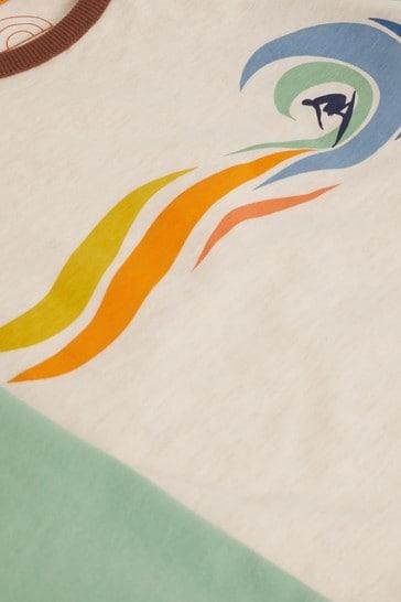 Little Bird Unisex Long Sleeve Raglan T-Shirt