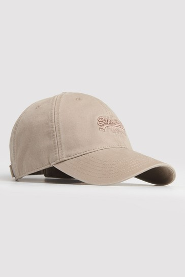 Superdry Brown Cap