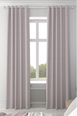 Melrose Candyfloss Pink Made To Measure Curtains