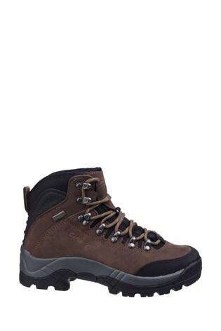 Cotswold Brown Westonbirt Waterproof Hiker Boots