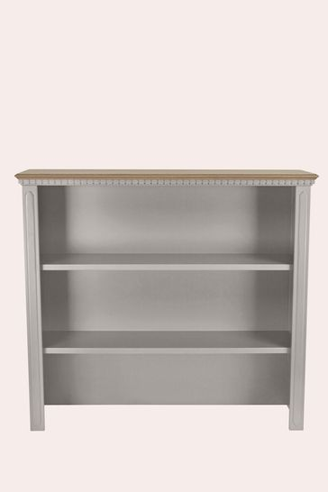 Hanover Pale French Grey Dresser Top For 2 Door Sideboard by Laura Ashley