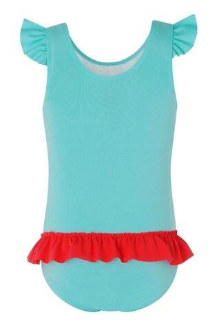 Monsoon S.E.W Baby Cora Flamingo Swimsuit