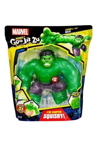 Heroes of Goo Jit Zu Marvel Avengers Supergoo Hulk
