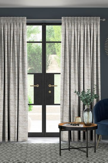 Gold Mirage Made To Measure Curtains