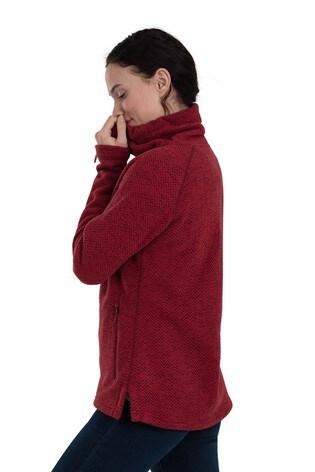 Berghaus Red Canvey Half Zip Fleece