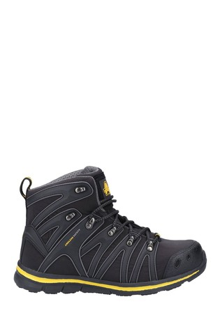 Amblers Safety Black AS254 Safety Boots