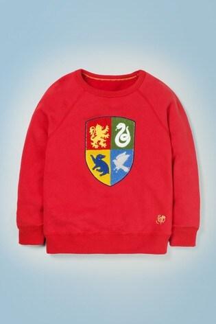 Boden Harry Potter Hogwarts Crest Sweatshirt