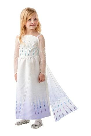 Rubies Disney Princess Frozen 2 Elsa Epilogue Dress