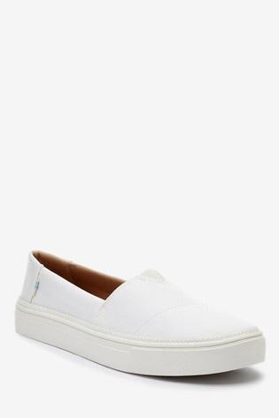 TOMS Parker Slip On Shoes