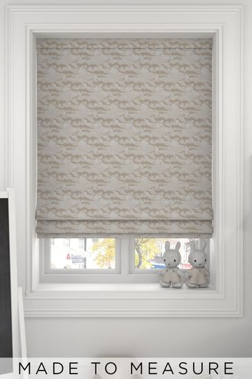 Mirage Gold Made To Measure Roman Blind