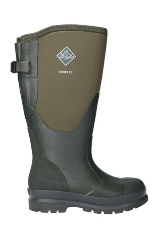 Muck Boots Chore Adjustable Slip-On Tall Boots