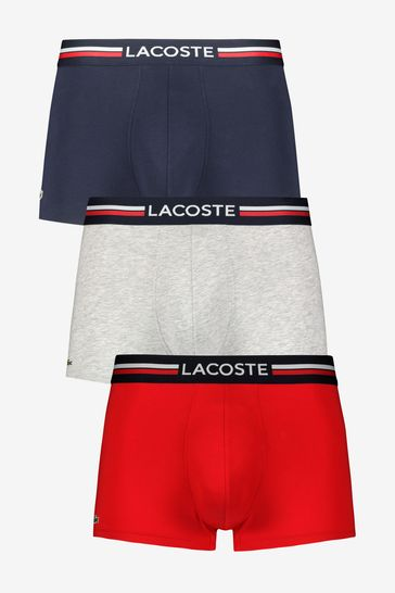 Lacoste® Boxers Three Pack