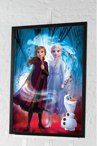Pyramid Disney™  Frozen 2 Framed Poster