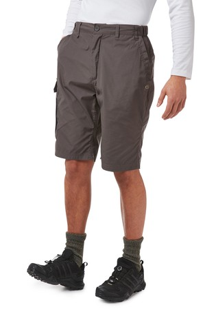 Craghoppers Brown Kiwi Long Shorts