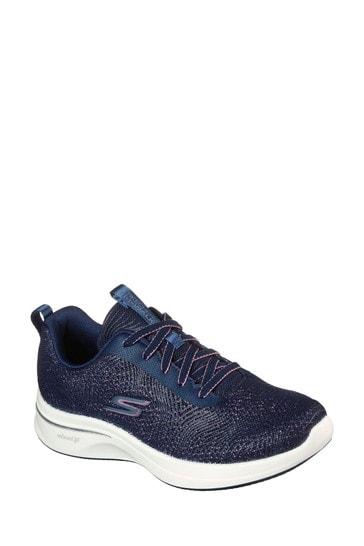 Skechers® Blue Go Walk Steady Trainers