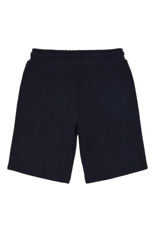 Original Penguin® Blue Sweat Shorts