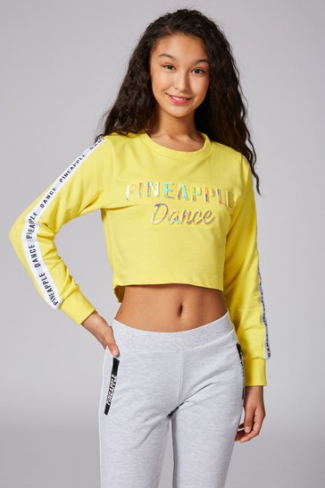 Pineapple Exclusive Tape Embossed Sweat Top