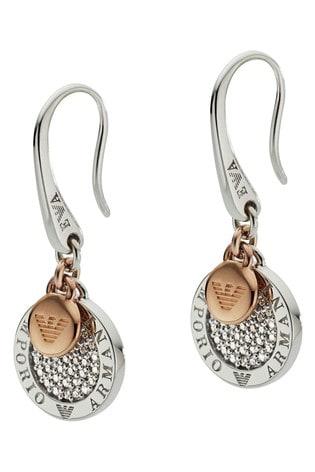 Emporio Armani Drop Earrings