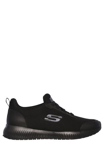 Skechers® Squad SR Lace-Up Safety Shoes